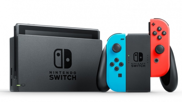 任天堂 Nintendo Switch 台灣公司貨 1